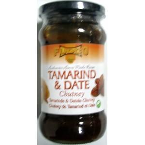 CHUTNEY de Tamarino & Tâmaras ( Agridoce )