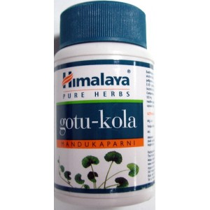 Himalaya gotu - kola capsules