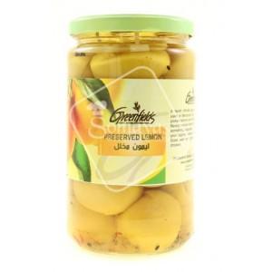 Limões em Conserva  ( AL´Fez )