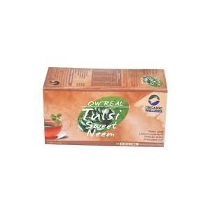 Organic Welness - TULSI & NEEM  Herbal Infusion Tea Bags