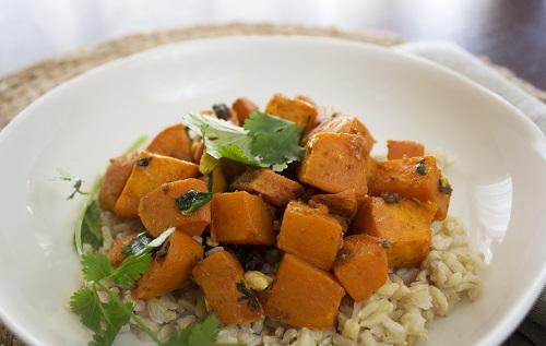 Curry de abóbora para VATA