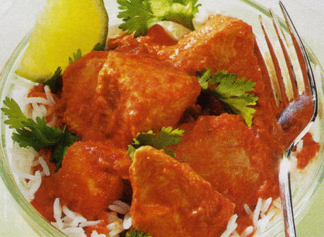 Butter Chicken (Caril De Frango)