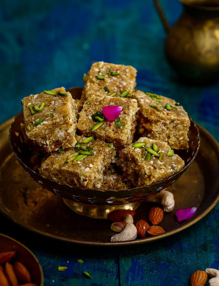 Gundar Pak  – Uma iguaria tradicional do Gujarat para reconfortar o seu Inverno